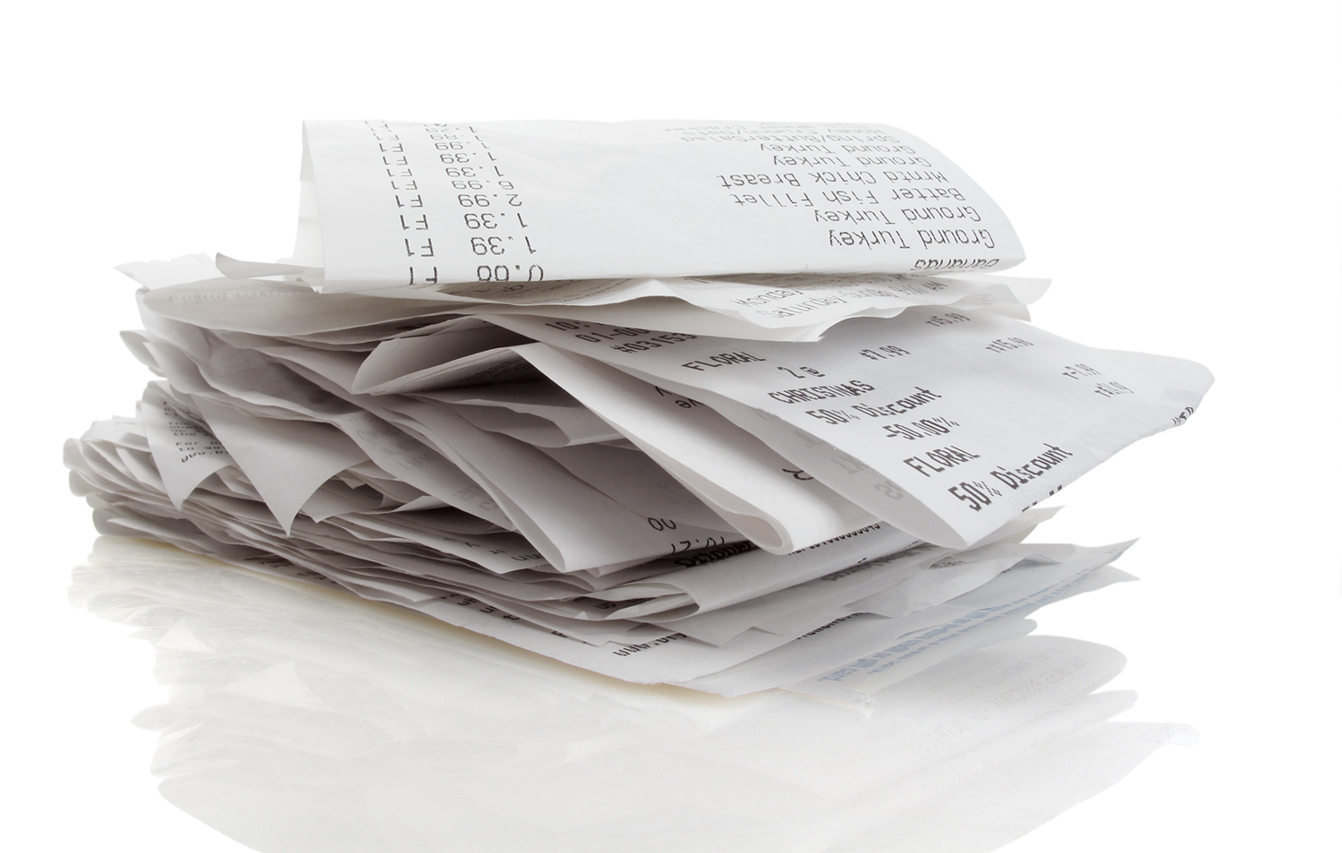 California wants to outlaw receipts!