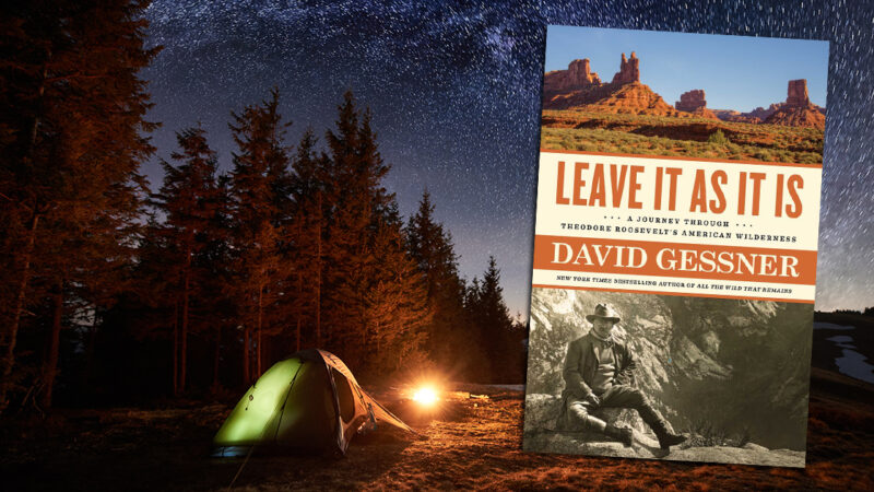 Review: Leave It As It Is